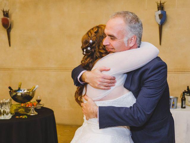 La boda de Juan Guillermo y Beatriz en Talamanca Del Jarama, Madrid 43