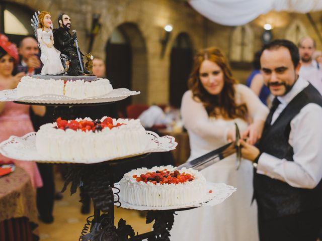 La boda de Juan Guillermo y Beatriz en Talamanca Del Jarama, Madrid 48