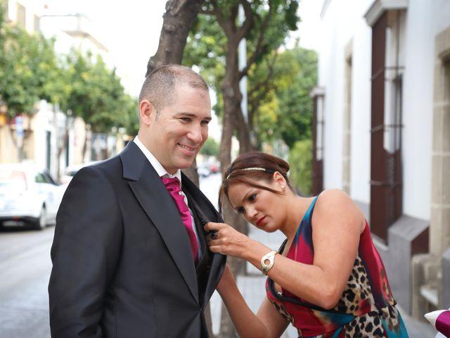 La boda de Israel y Aurora en Viator, Almería 3