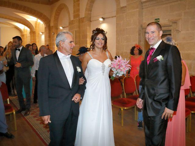 La boda de Israel y Aurora en Viator, Almería 5