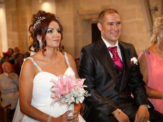 La boda de Israel y Aurora en Viator, Almería 6