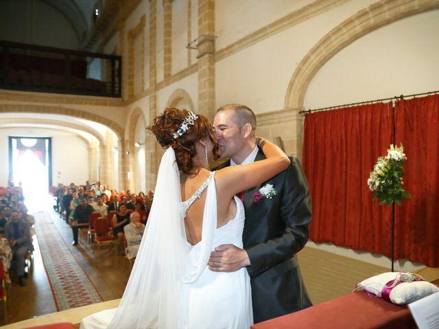 La boda de Israel y Aurora en Viator, Almería 7