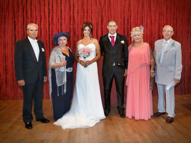 La boda de Israel y Aurora en Viator, Almería 10