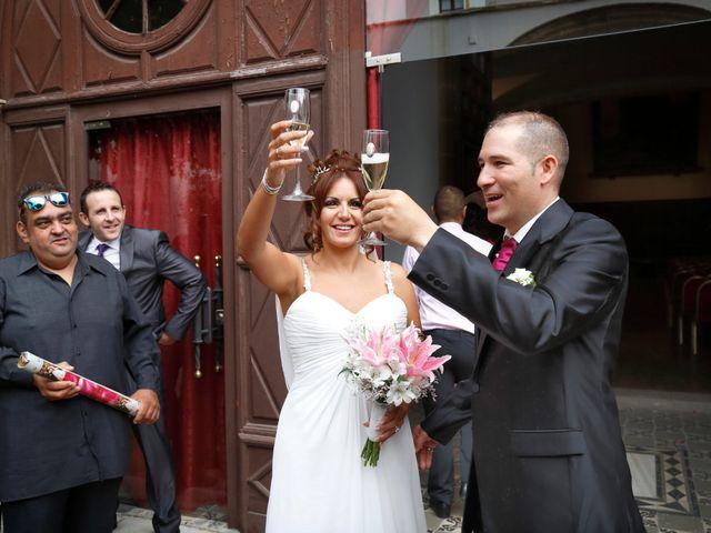 La boda de Israel y Aurora en Viator, Almería 12