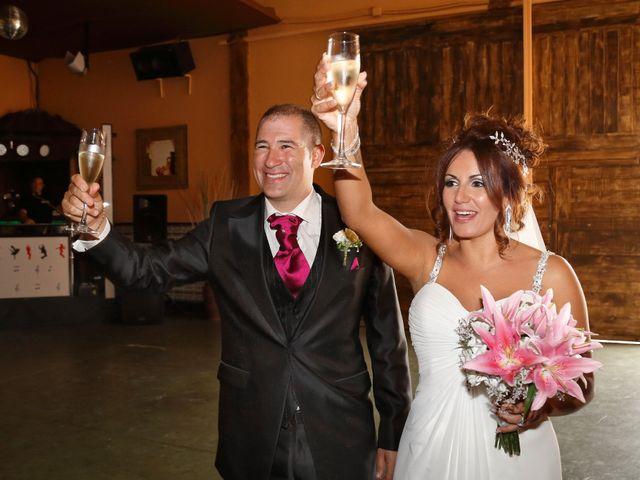 La boda de Israel y Aurora en Viator, Almería 21