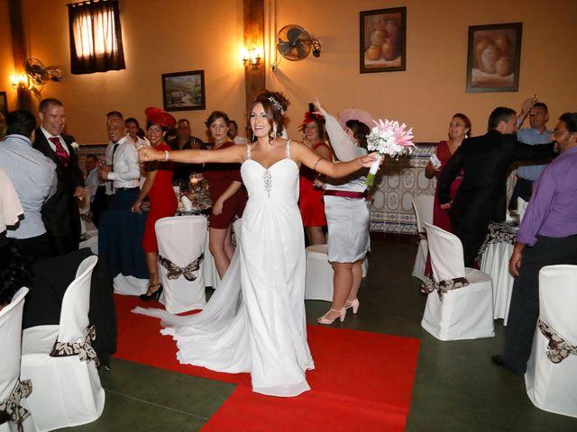 La boda de Israel y Aurora en Viator, Almería 22