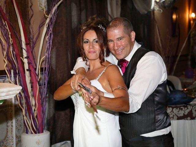 La boda de Israel y Aurora en Viator, Almería 25
