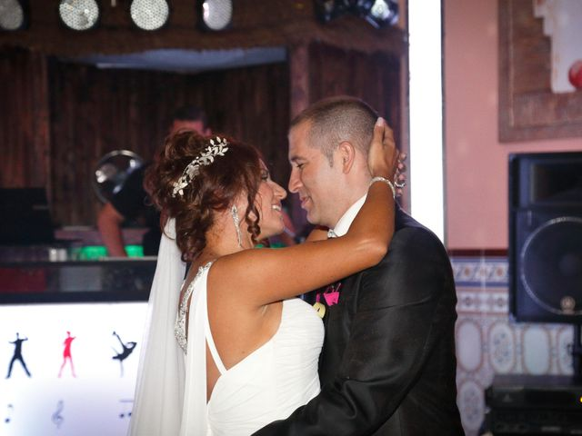 La boda de Israel y Aurora en Viator, Almería 27