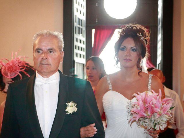 La boda de Israel y Aurora en Viator, Almería 29
