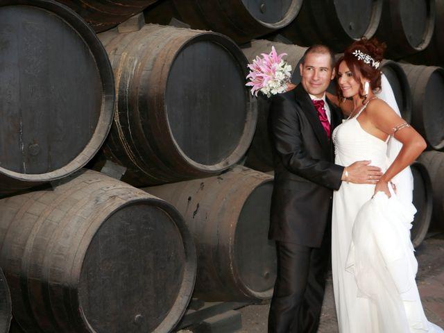 La boda de Israel y Aurora en Viator, Almería 30