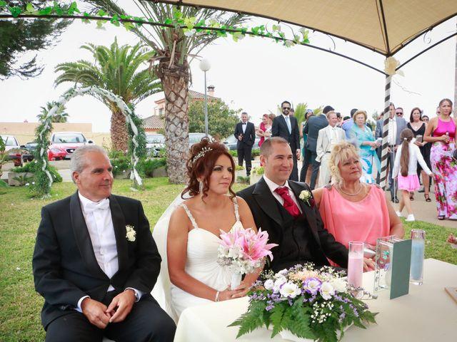 La boda de Israel y Aurora en Viator, Almería 31
