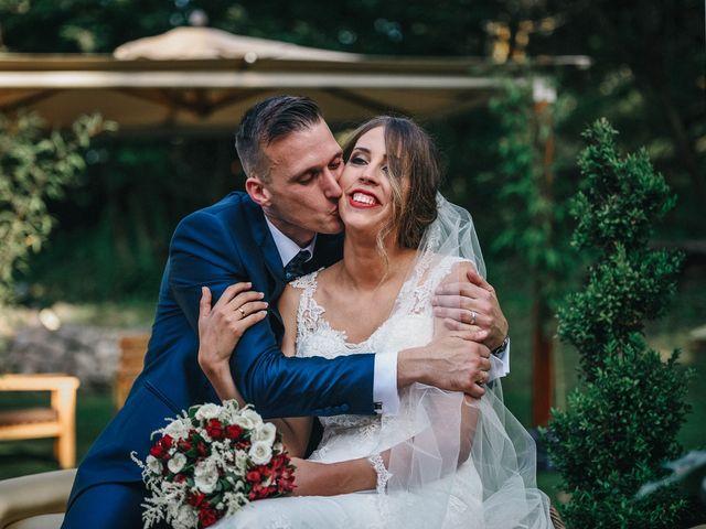 La boda de Yasmina y Juan