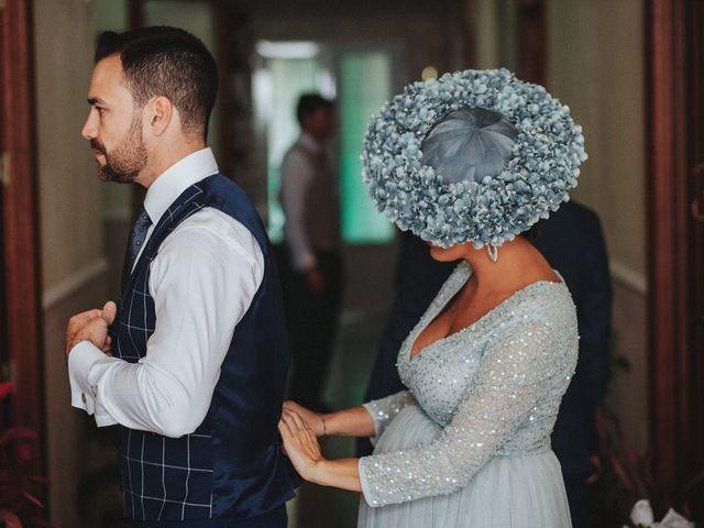 La boda de Felix y Elena en Medellin, Badajoz 8