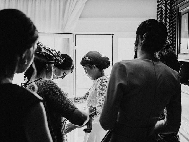 La boda de Felix y Elena en Medellin, Badajoz 18