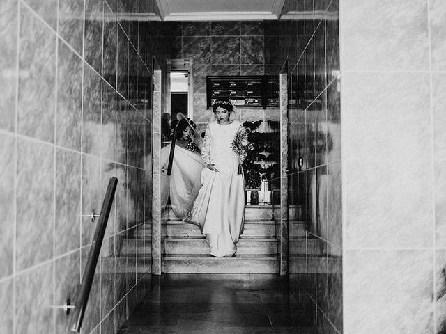 La boda de Felix y Elena en Medellin, Badajoz 19