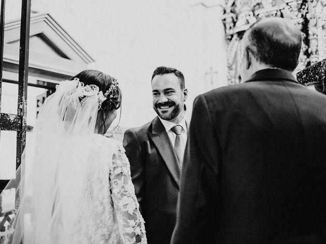 La boda de Felix y Elena en Medellin, Badajoz 25