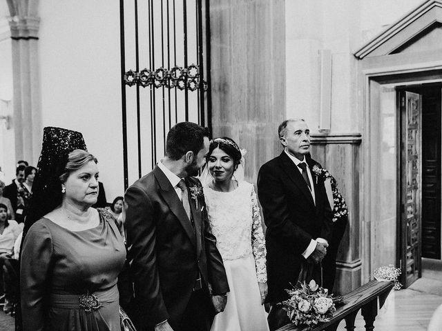 La boda de Felix y Elena en Medellin, Badajoz 26