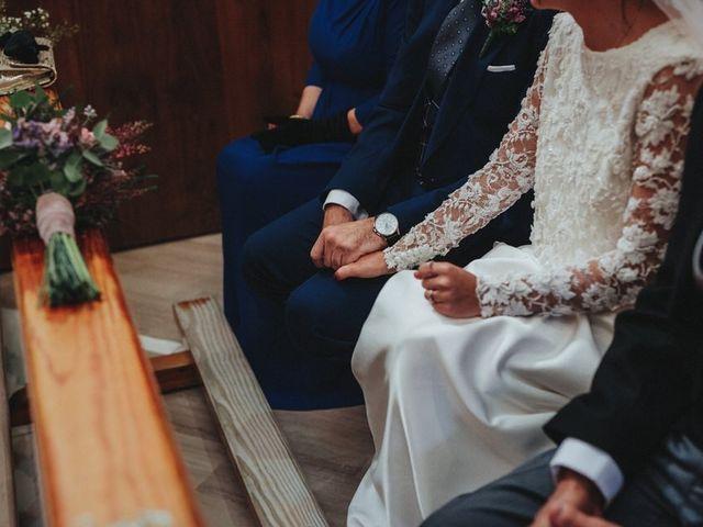 La boda de Felix y Elena en Medellin, Badajoz 28