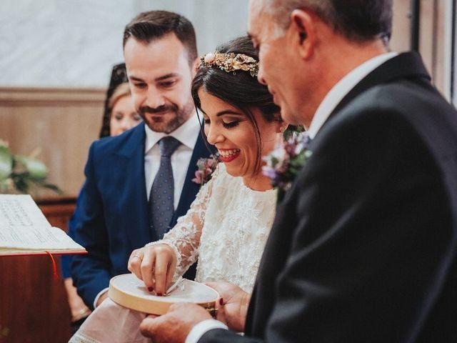 La boda de Felix y Elena en Medellin, Badajoz 29