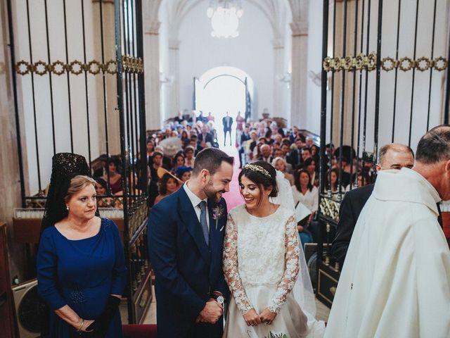 La boda de Felix y Elena en Medellin, Badajoz 30