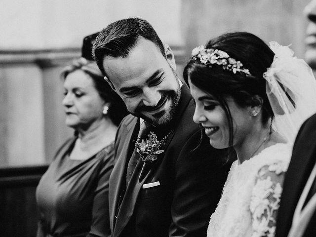 La boda de Felix y Elena en Medellin, Badajoz 31