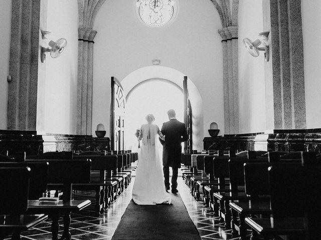 La boda de Felix y Elena en Medellin, Badajoz 33