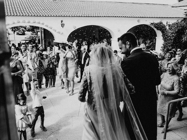 La boda de Felix y Elena en Medellin, Badajoz 34