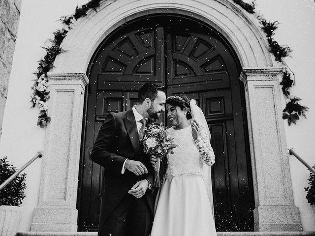 La boda de Felix y Elena en Medellin, Badajoz 35