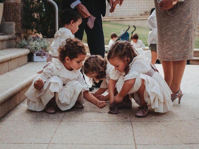 La boda de Felix y Elena en Medellin, Badajoz 36