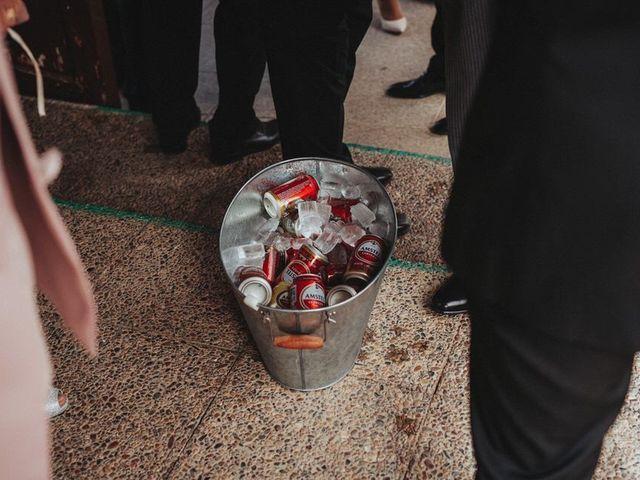 La boda de Felix y Elena en Medellin, Badajoz 37