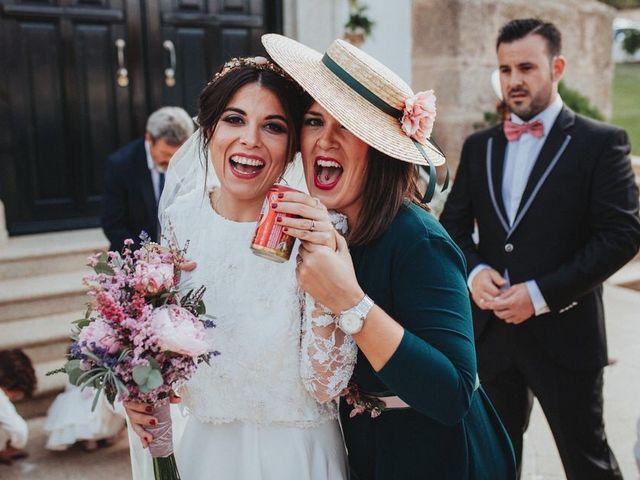 La boda de Felix y Elena en Medellin, Badajoz 38