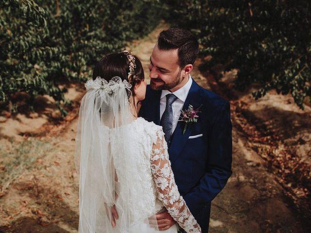 La boda de Felix y Elena en Medellin, Badajoz 43
