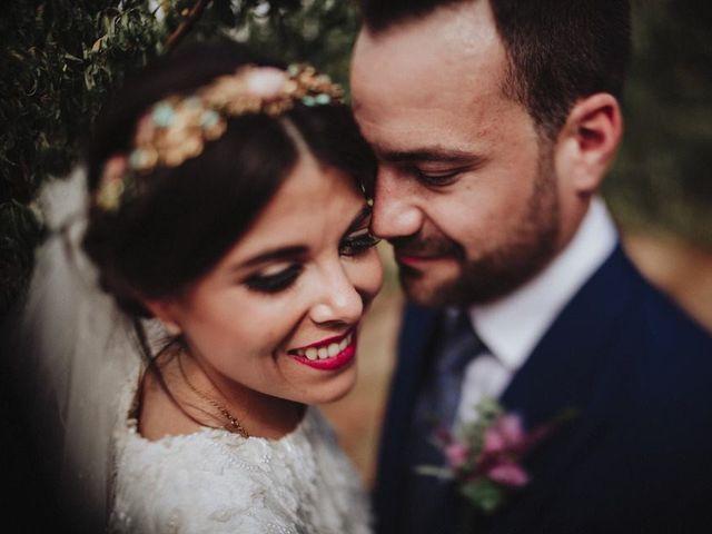 La boda de Felix y Elena en Medellin, Badajoz 45
