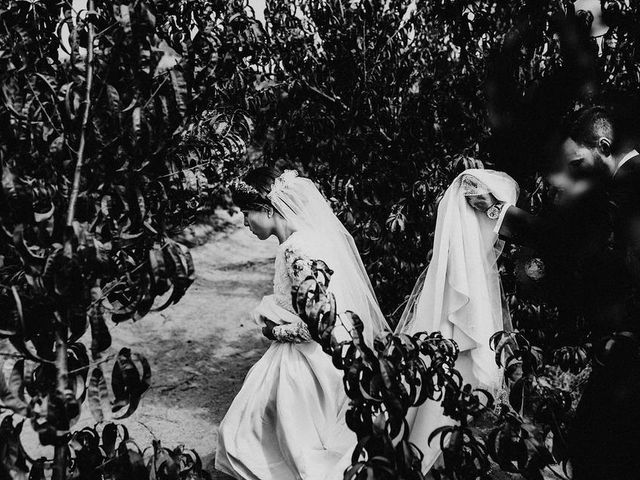 La boda de Felix y Elena en Medellin, Badajoz 46