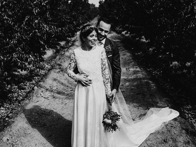 La boda de Felix y Elena en Medellin, Badajoz 48