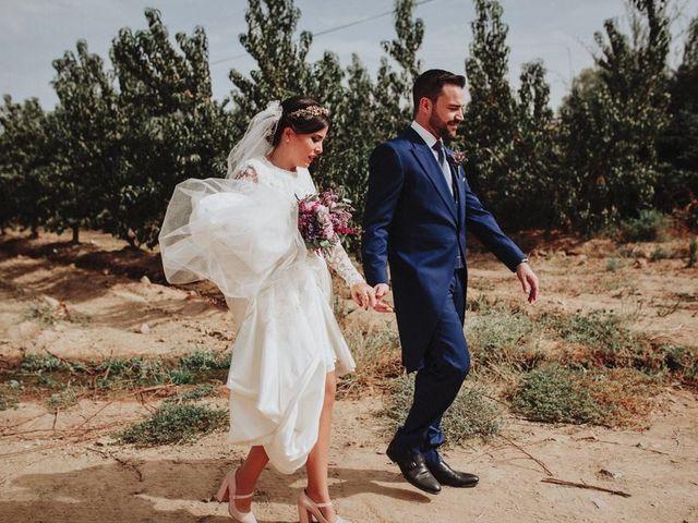 La boda de Felix y Elena en Medellin, Badajoz 54