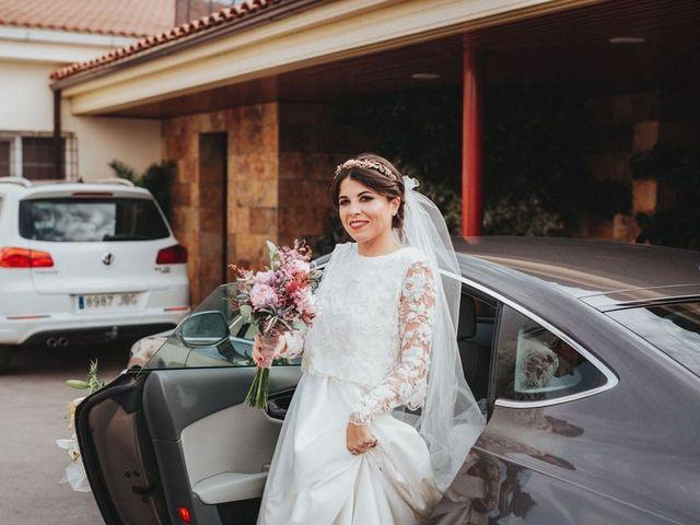 La boda de Felix y Elena en Medellin, Badajoz 55