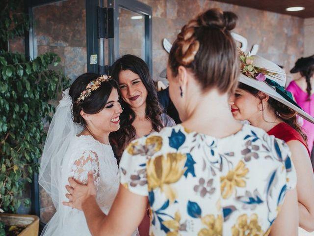 La boda de Felix y Elena en Medellin, Badajoz 58