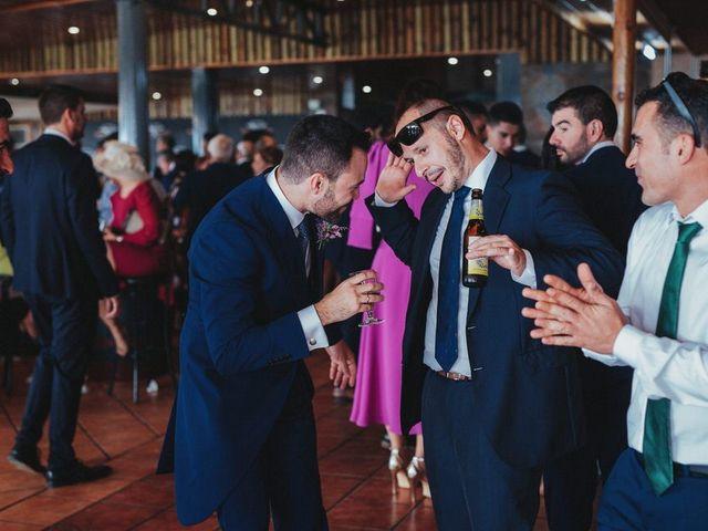 La boda de Felix y Elena en Medellin, Badajoz 59