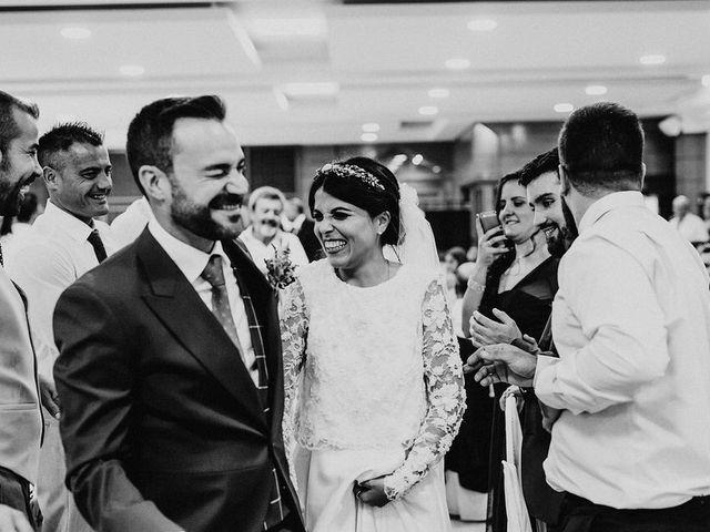 La boda de Felix y Elena en Medellin, Badajoz 68