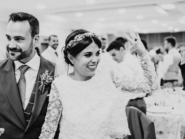 La boda de Felix y Elena en Medellin, Badajoz 69