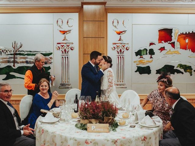 La boda de Felix y Elena en Medellin, Badajoz 70