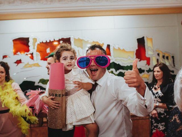 La boda de Felix y Elena en Medellin, Badajoz 72