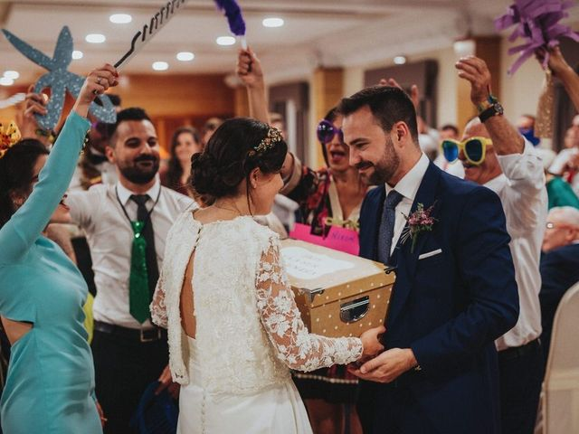 La boda de Felix y Elena en Medellin, Badajoz 73