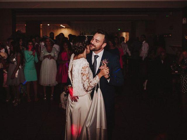 La boda de Felix y Elena en Medellin, Badajoz 79
