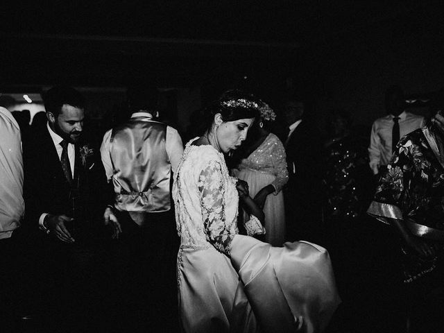 La boda de Felix y Elena en Medellin, Badajoz 81
