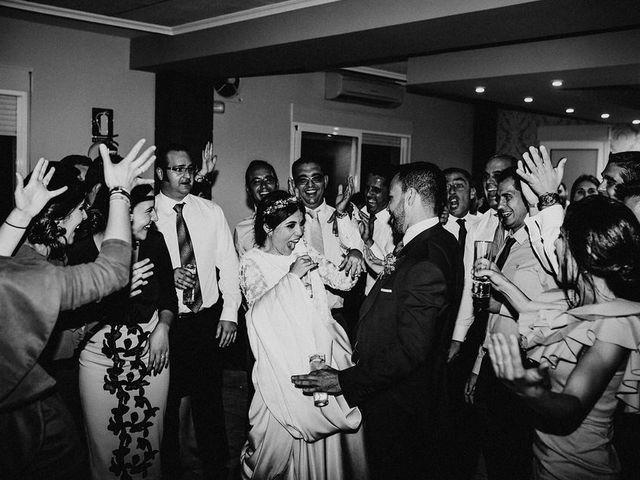 La boda de Felix y Elena en Medellin, Badajoz 83