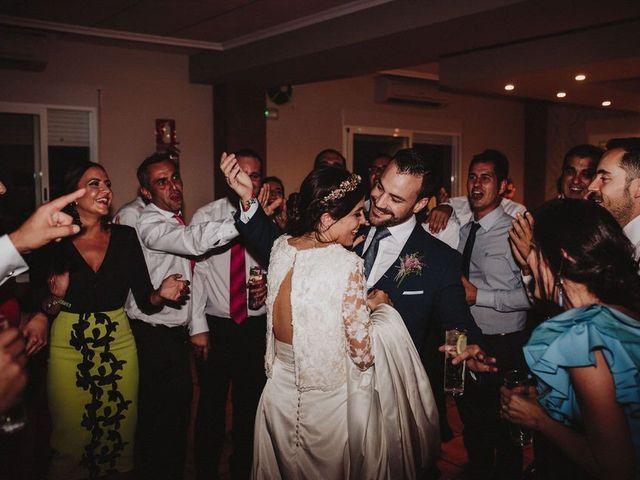 La boda de Felix y Elena en Medellin, Badajoz 84