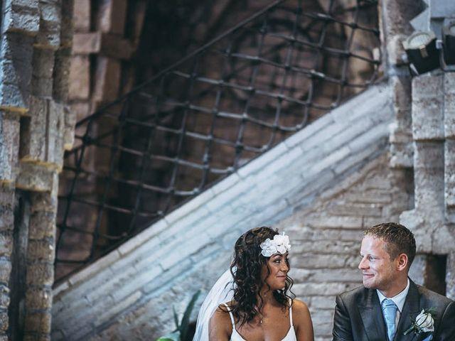 La boda de Neil y Patry en La Pineda, Tarragona 36