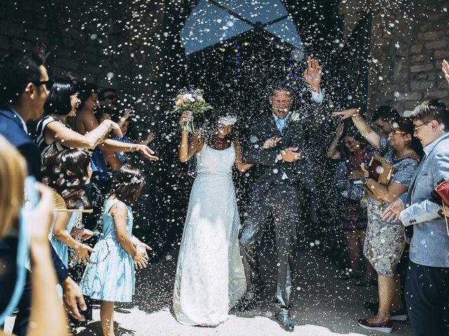 La boda de Neil y Patry en La Pineda, Tarragona 38
